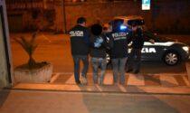 Sequestrati 11 chili di marijuana, arrestato corriere della droga