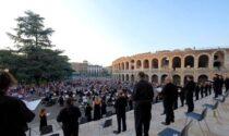 """""""Aspettando il Filarmonico"""", concerto straordinario sulla scalinata di Palazzo Barbieri"""