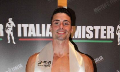 Federico Dal Grande conquista la fascia di Mister Cinema