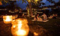 Per l'equinozio d'autunno il Mura Festival trasloca sul prato di Castel San Felice