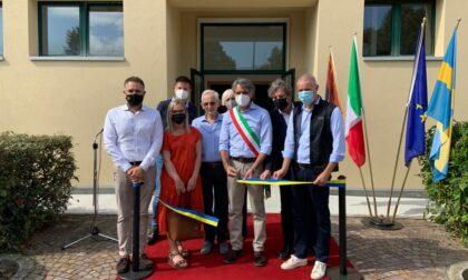 Palazzetto Novaglie torna agli atelti: finito il restauro, lavori per 200mila euro