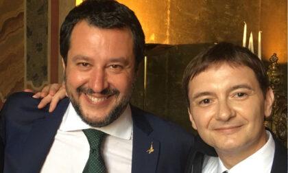 """Caso Morisi, Salvini: """"Ti voglio bene amico mio, su di me potrai contare. Sempre"""""""