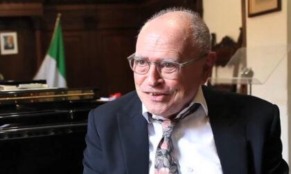 Addio a Sylvano Bussotti: nel 1984 aveva curato la regia di Tosca in Arena
