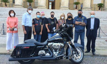 Il tour in moto dei ragazzi down da Lignano Sabbiadoro è arrivato a Verona
