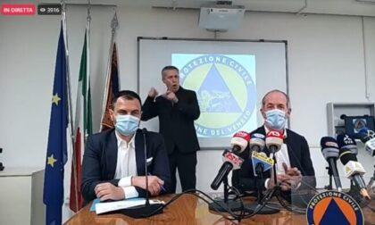 """Zaia: """"L'obbligo vaccinale è una sconfitta""""   +637 positivi Covid   Dati 3 settembre 2021"""