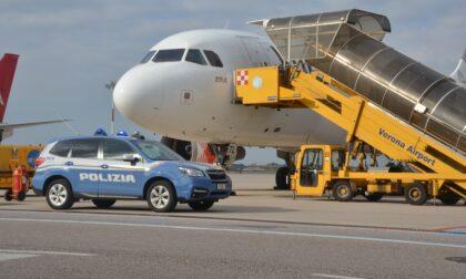 Trasporto illecito nel territorio nazionale greco di cittadini extracomunitari: 34enne arrestato al Catullo