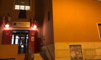 Dopo l'assalto alla sede nazionale Cgil, presidio permanente alla Camera del Lavoro di Verona