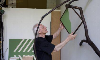 """""""Assoluto naturale"""" mostra di Flavio Paolucci e Giovanni Frangi alla Kromya Art Gallery"""