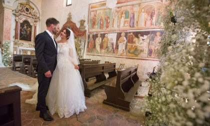 """""""Sposami a Bussolengo"""": nuovo progetto che promuove Villa Spinola e la chiesa di San Valentino"""