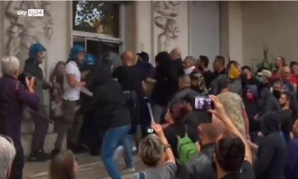 Assalto Cgil Roma: denunciato un veronese con l'accusa di devastazione e saccheggio